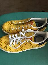 Adidas Stan Smith Mens Trainers Yellow  Shoes