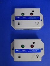 SMC Sierra Monitor Combustible Gas Monitor Model 2001, 1000PPM, CH4 - LOT of 2