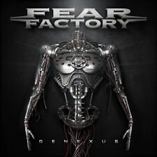 Genexus [Deluxe Edition] [Slipcase] by Fear Factory (CD, Aug-2015, Nuclear Blast)
