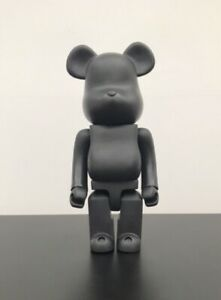 Bearbrick Action Figure Ornament Toy Collection 28CM (Black) UK SELLER NEW 400