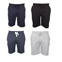 Mens Terry  Sweat shorts Gym Shorts Elasticated Waist Jersey Jogging