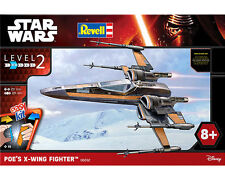 REVELL KIT 1:50 STAR WARS POE'S X WING FIGHTER EASY KIT  ART 06692