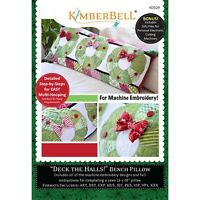 Kimberbell Machine Embroidery CD: Deck the Halls (KD529)