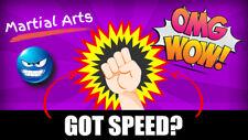 Shaolin Kempo Karate Ultimate Speed Fighting & Striking Course-Gm Brassard
