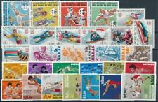 [G356932] Worldwide Olympics good lot of stamps very fine MNH