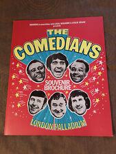 More details for the comedians 1970s london palladium souvenir theatre brochure