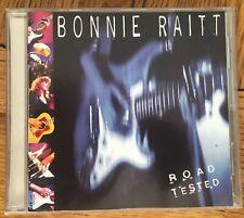 Bonnie Raitt - Road Tested CD Capitol Records, OOP Live Album