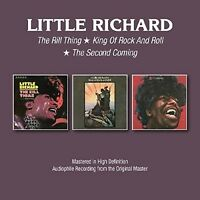 Little Richard - Thrill Thing/King Of Rock & Roll/Second Coming [New CD] UK - Im