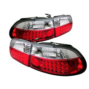 Spyder Auto 5004741 LED Tail Lights Fits 92-95 Civic