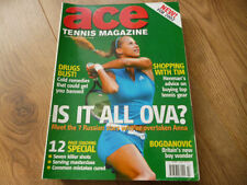 March Tennis Magazines in English