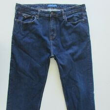R.M Williams Jeans Size W38 L32 Blue Mens Straight Fit Zip Fly