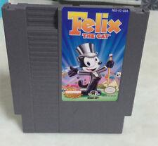 Felix the Cat 72pins 8bit Game card Cartridge for Nes Nintendo
