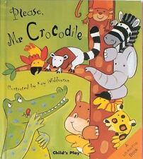 Please, Mr. Crocodile (Lift-The-Flap Books (Child's Play)) (Flip Up Fairy Tales)