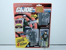 1991 GI JOE SUPER SONIC FIGHTERS ZAP v2 MOSC HASBRO US