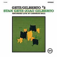 Stan Getz Joao Gilberto No. 2 - Carnegie Hall 1964 - LP Vinyl Neu & OVP