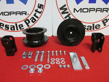 "DODGE RAM 4WD 2500 3500 2013-2018 Superlift 2.5"" Coil Spring Spacer LEVELING KIT"