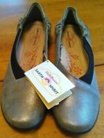Womans Earth Spirit Cloud Ease Pewter Slip On Shoes 6,6.5,7,7.5,8,8 comfy