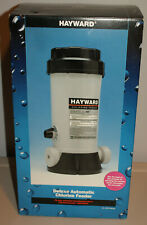 Hayward Series Cl220 Deluxe Automatic Chemical Chlorine Feeder Inground Pool New