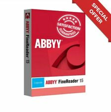 Offer ABBYY FineReader 15-Latest-LifeTime-Multi-language Fast shipping