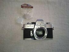 Minolta srt101 reflex analogica 35mm
