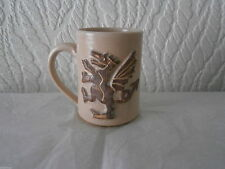 Earthenware Art Pottery Mugs