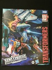 Transformers EARTHRISE SKY LYNX War for Cybertron WFC-E24 Brand New Sealed Box
