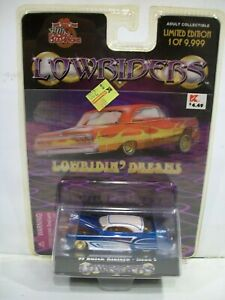 Racing Champions Low Riders 49 Buick Riviera 1/9999