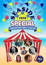 SEASIDE SPECIAL 1975  FIRST SERIES 4 DVD SET DICK EMERY - CILLA BLACK - KEN DODD