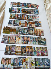 Job Lot 264 x James Bond 007 Spy Cards And Collecting Tin And Collecting Poster