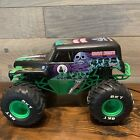 Grave Digger RC Monster Truck 66801 Spin Master BKT Tires (NO REMOTE)