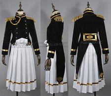 Axis Powers Hetalia Japan Honda Kiku Cosplay Costume Any Size