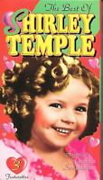 The Best of Shirley Temple (VHS, 2000)
