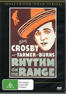 Rythmn On The Range  - Bing Crosby New and Sealed DVD