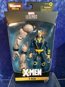 Marvel Legends Series BUILD A FIGURE X-Men X-Man NIB