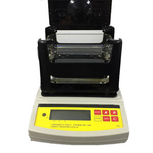 Gold Purity Tester Karat Densitmeter K Platinum Precious metals Density Meter
