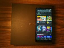 """Mint Xiaomi Mi Mix 2 64GB Black (FACTORY UNLOCKED) 5.99"""" 6GB RAM 12MP"""
