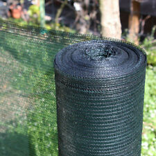 TELO OMBREGGIANTE Rete Ombra 90% Verde Frangivista Frangisole Giardino Oscurante