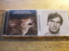 James Taylor [2 CD Alben] Never die Young + JT REMASTER