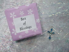 Box of Blessings  ~ Christening Gift, New Baby, Sympathy Unique Gift