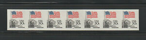 US ERROR Stamps: #1895d Flag Courthouse. Imperf PS7 #14 PNC MNH $1250.+