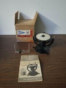 Vintage Taylor Compass Corrector Pelorus Sun Compass Original Manual & Box