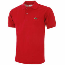 Lacoste Crew Neck Regular Size Casual Shirts & Tops for Men