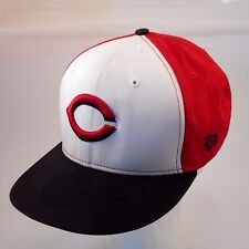CINCINNATI REDS Tri-Color NewEraFits- Snapback Hat/Cap,100% Cotton