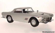 Maserati 3500 GT Touring silber 1962 1:18 Neo 18231