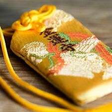 OMAMORI charm for Money, Success, Business Talisman Amulet Japanese * toda-mon-1