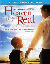 KINNEAR,GREG-Heaven Is For Real  Blu-Ray NEW