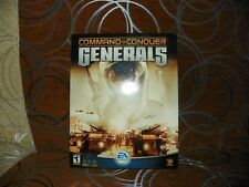 Command & Conquer: Generals - Asian Big Box Edition RARE!