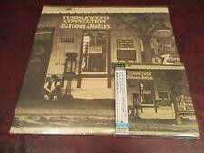 ELTON JOHN TUMBLEWEED CONNECTION JAPAN Replica RARE OBI CD + 180 GRAM LIMITED LP