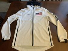 Nike USA Basketball Therma Flex Full-Zip Jacket Showtime Performance Size Medium