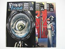 *Fashion Beast #1-7 Set (2012, Alan Moore!) $28 cover price